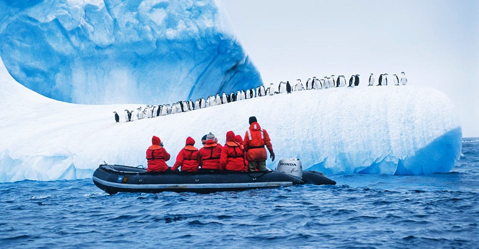 Antarctica reizen
